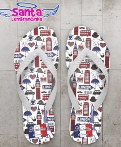 Chinelo 15 anos paris, londres – cod 2426