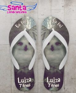 Chinelo harry potter personalizado – cod 2550