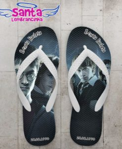 Chinelo Harry Potter Personalizado - COD 2466
