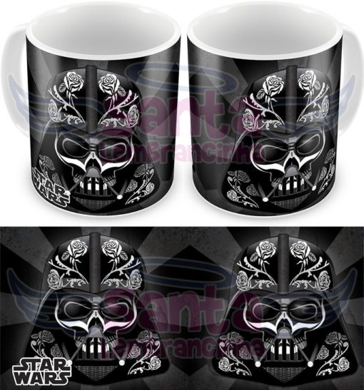 Caneca Darth Vader Personalizada, Star Wars - COD 1573