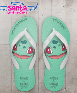 Chinelo infantil pokemon cod 4087