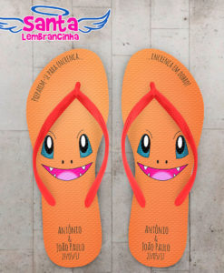 Chinelo infantil pokemon cod 4086