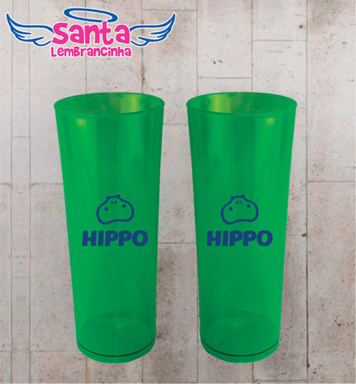 Copo long drink personalizado corporativo hippo – cod 8728
